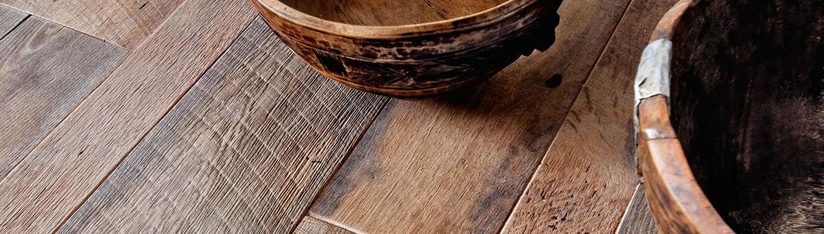 Antieke houten vloeren opknappen